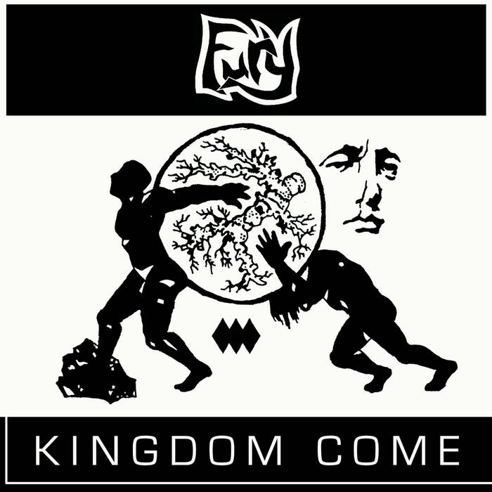 "Kingdom Come 7"" cover art"