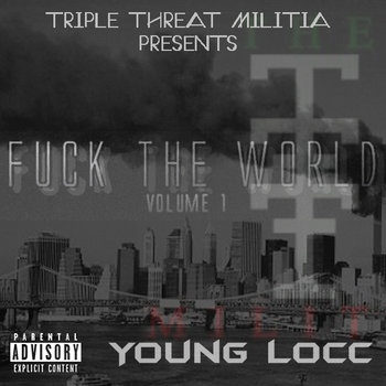Fuck The World Volume 1 cover art