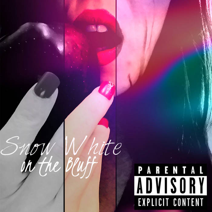 """Chuck Nasty - """"Snow White On The Bluff"""" feat. Maxamillian [Prod. by Chuck Nasty] cover art"""