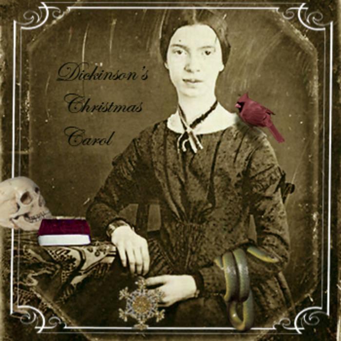 Dickinson's Christmas Carol cover art