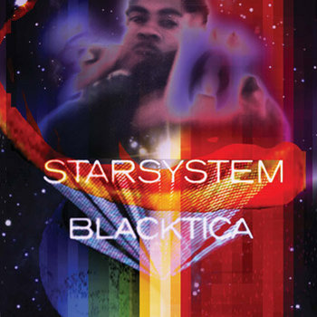 Starsystem Blacktica  Vol.1 cover art