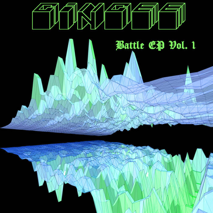 Battle EP Vol. 1 cover art