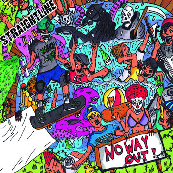 No Way Out (Re-release 2015) cover art