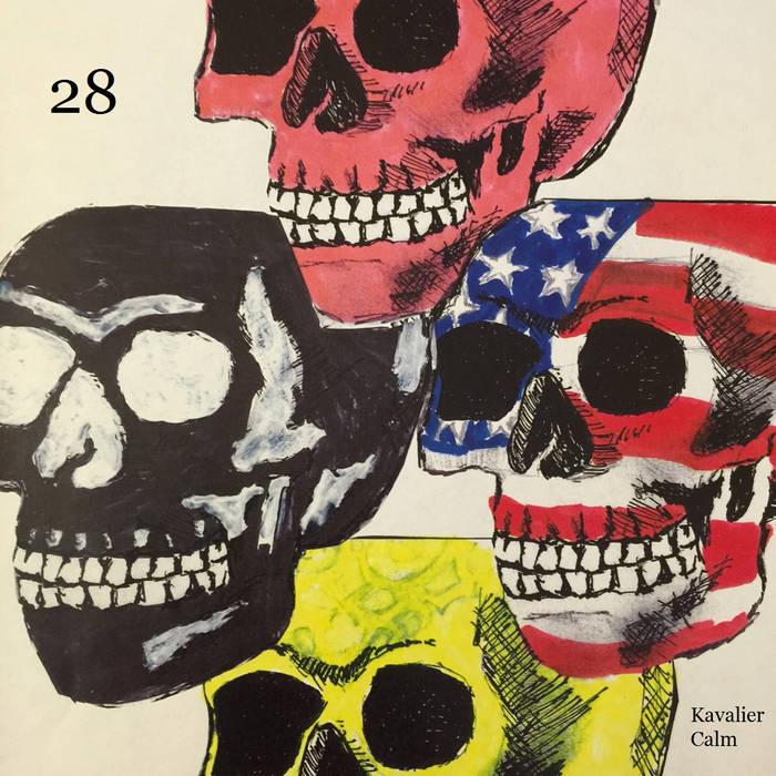 28 cover art