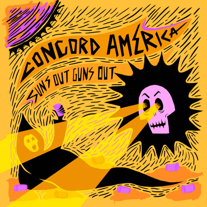 Suns Out Guns Out cover art