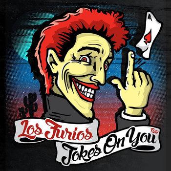 Jokes on You cover art