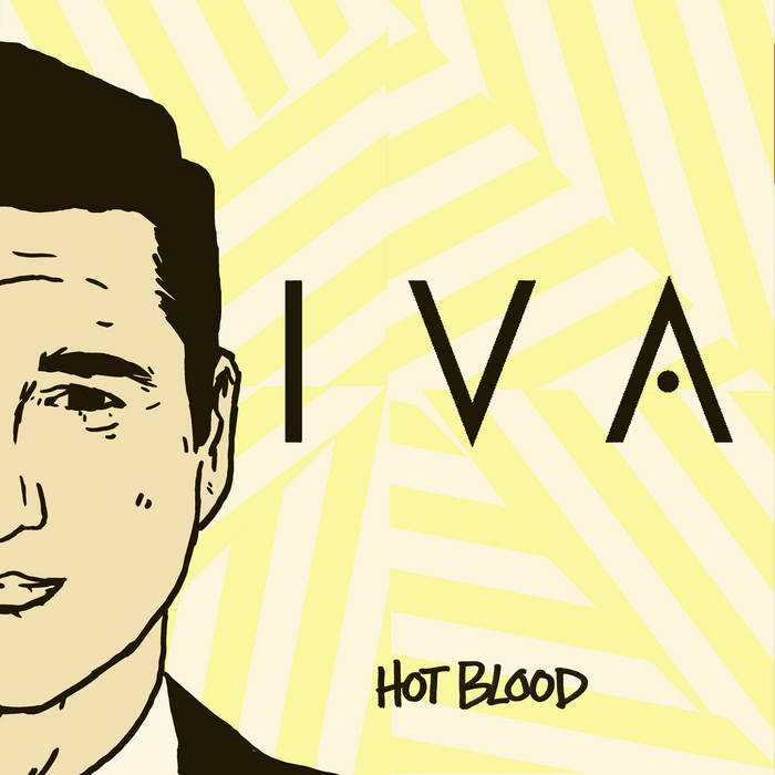 Hot Blood cover art