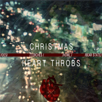 Christmas Heart Throbs cover art