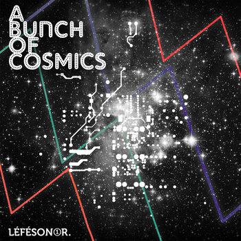 """""""A Bunch of Cosmics"""", Léfésonor vol.1 cover art"""