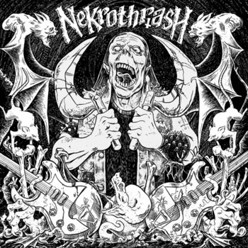 Nekrothrash cover art