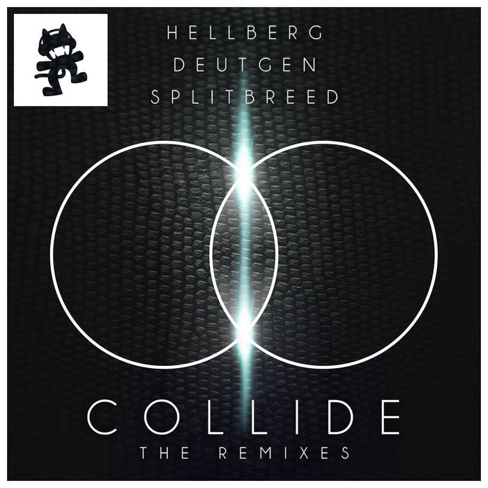 Collide (The Remixes) cover art