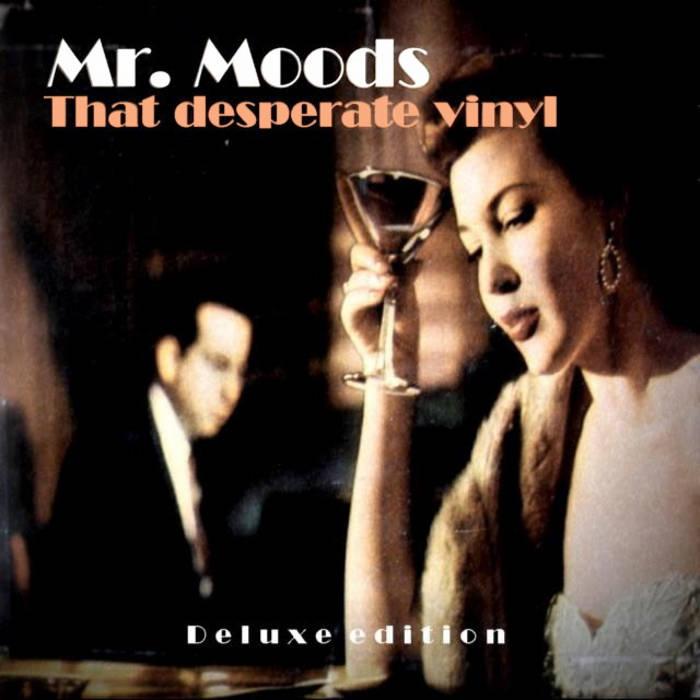 That desperate vinyl (Deluxe edition) cover art
