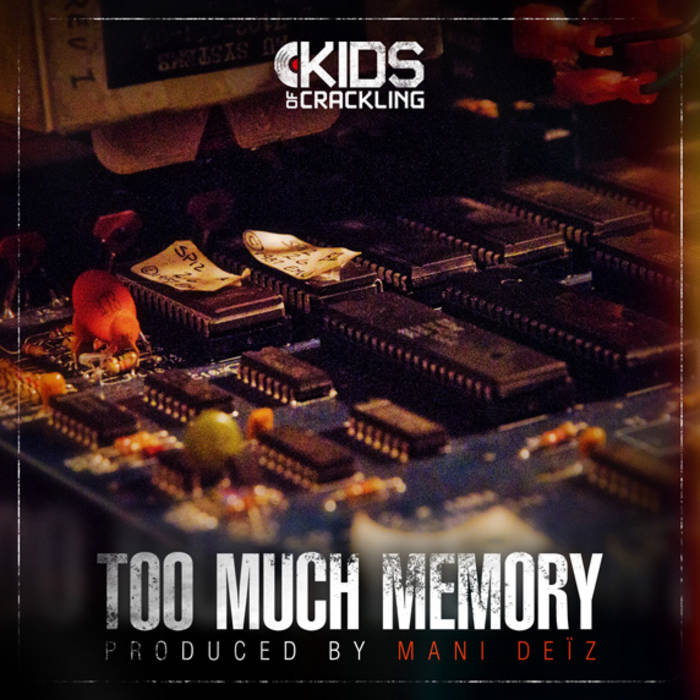 Too Much Memory (Dec. 2012) cover art