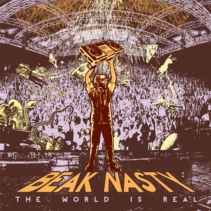The World is Real cover art