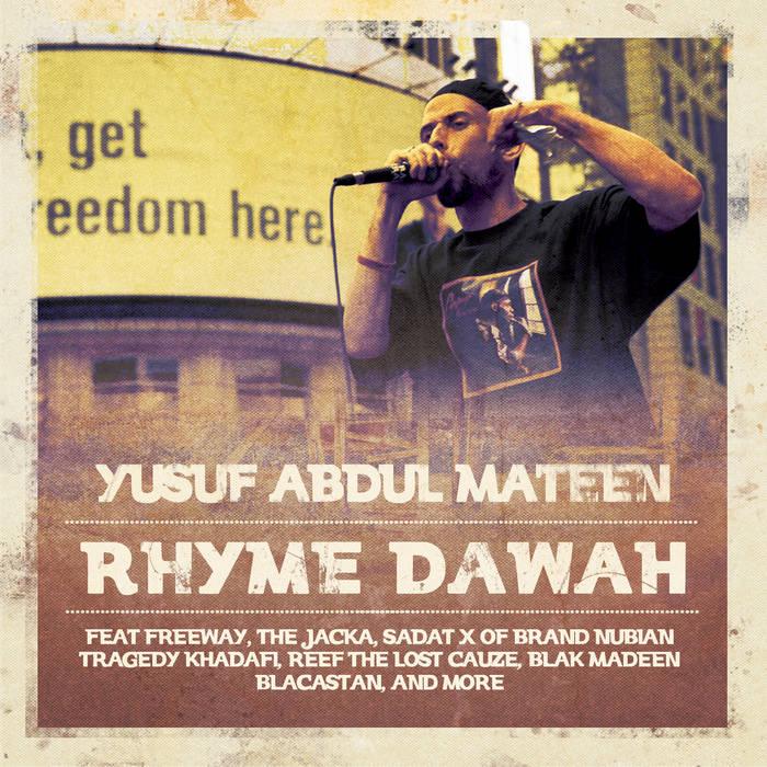 Rhyme Dawah cover art