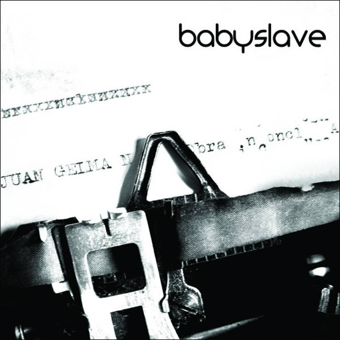 Babyslave cover art