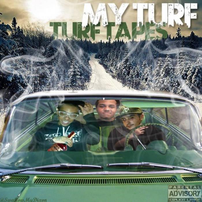 MyTurf Music Turf Tapes Vol. 1 bonus track cover art