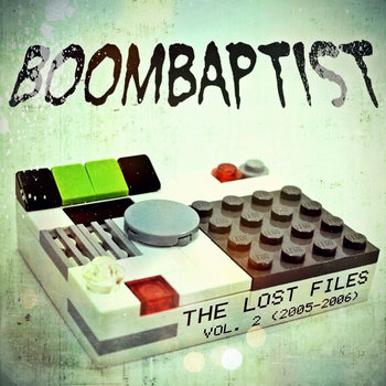 The Lost Files Vol. 2 (2005-2006) cover art