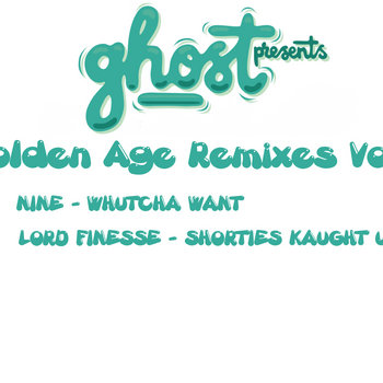 Golden Age Remix Series Volume 1 cover art
