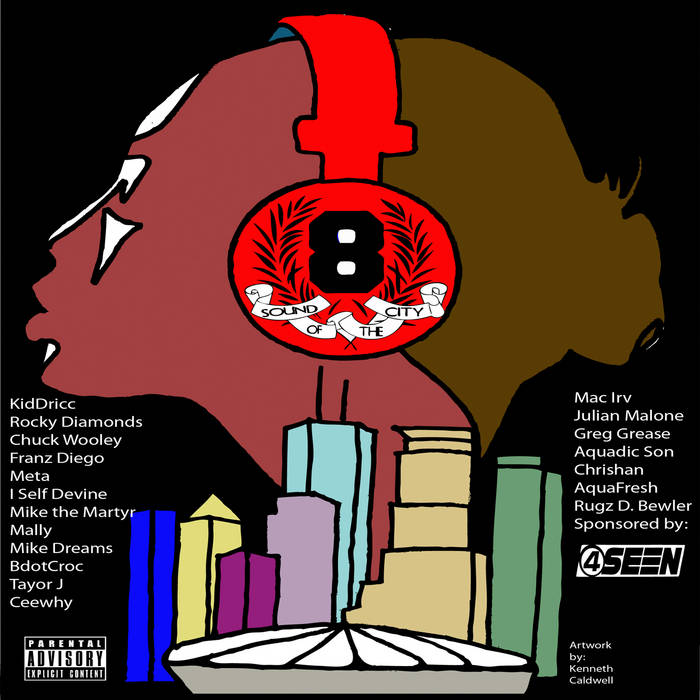 Sound of the City 8 cover art