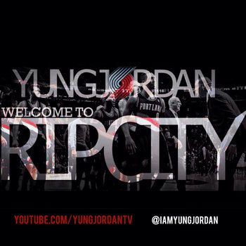 Welcome To Rip City cover art