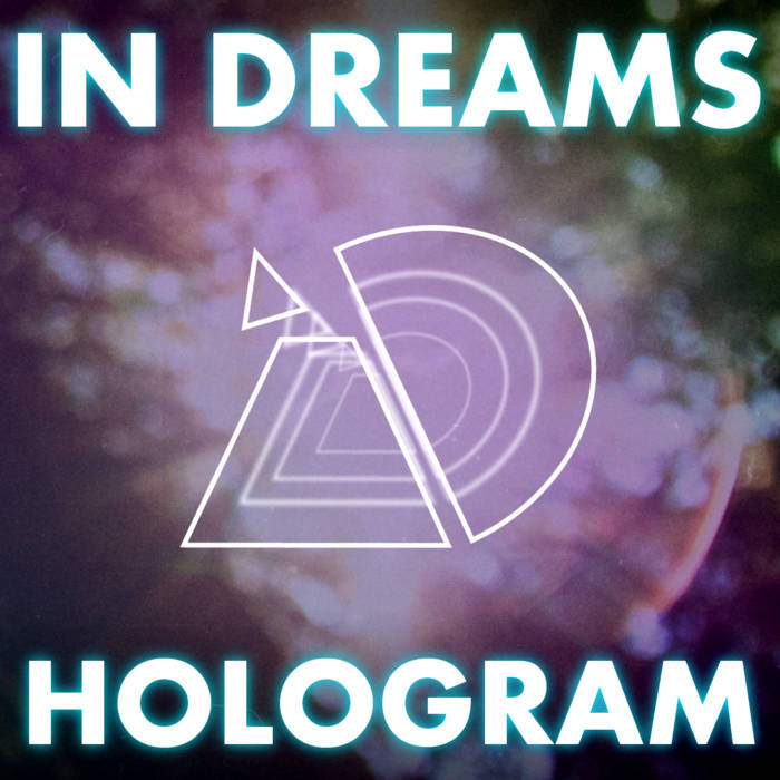 Hologram cover art
