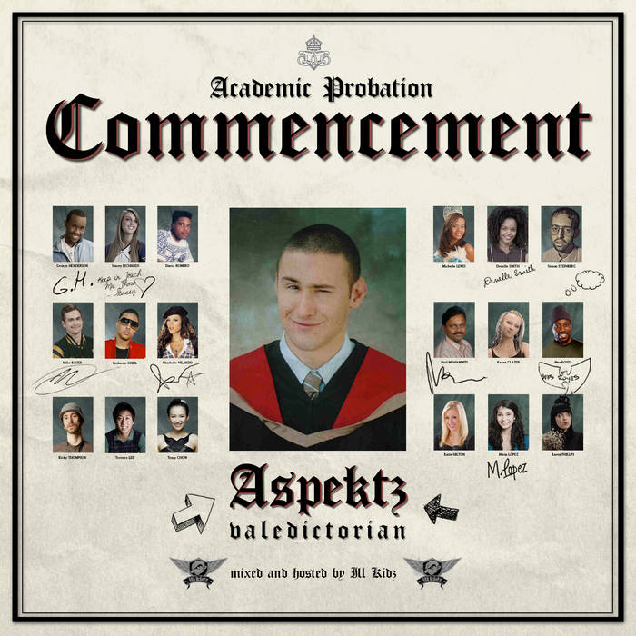 Academic Probation: Commencement cover art