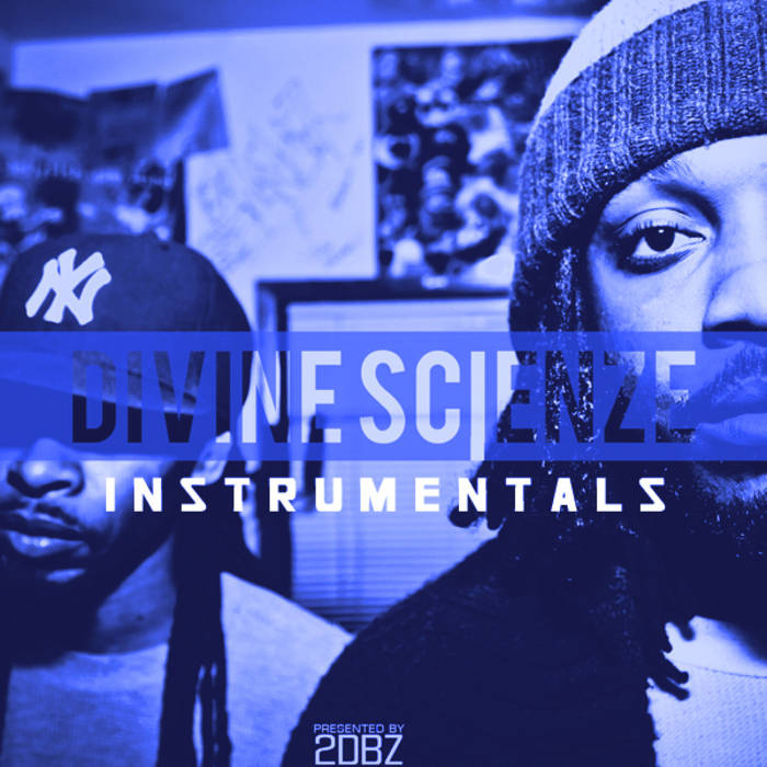 Divine ScienZe Instrumentals cover art
