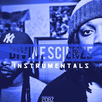 Divine ScienZe Instrumentals cover art