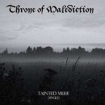 Tainted Muse (single) cover art