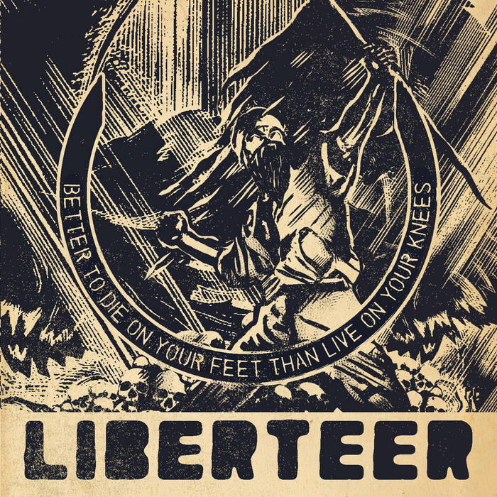 Better To Die on Your Feet Than Live On Your Knees cover art