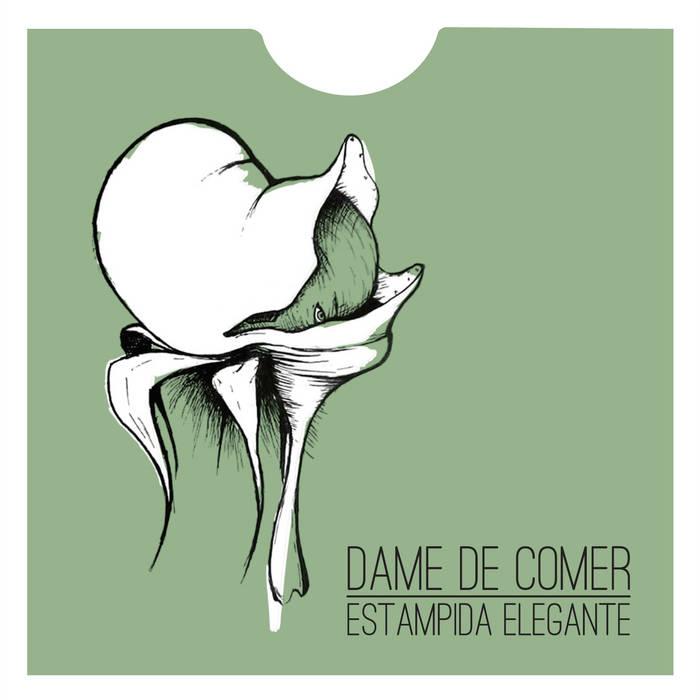 Estampida elegante cover art