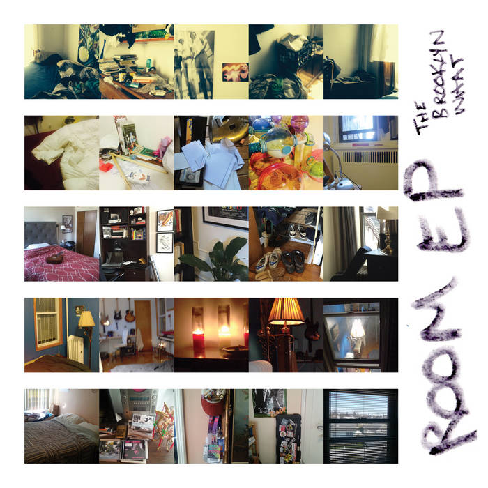 Room EP cover art
