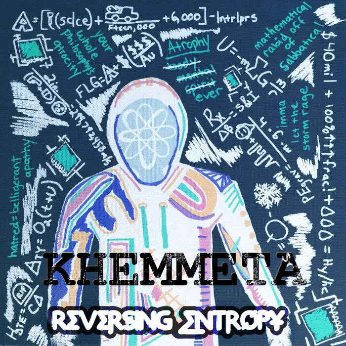 Reversing Entropy cover art