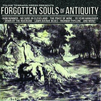 forgotten souls of antiquity cover art