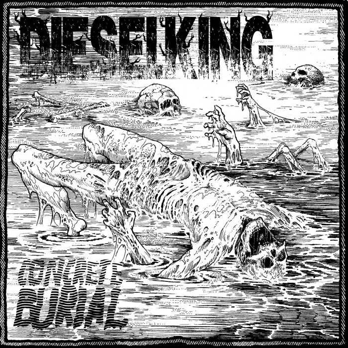 Concrete Burial cover art