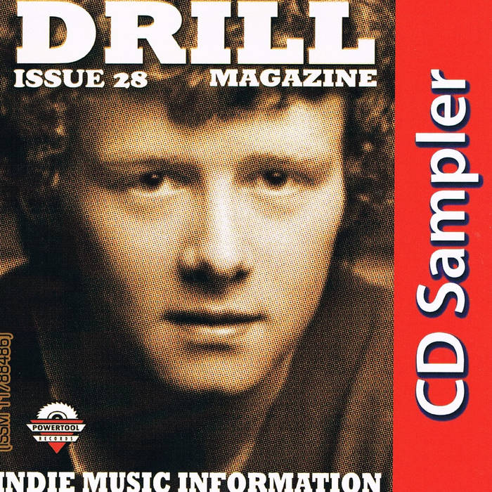 Drill Magazine No.28 cover art