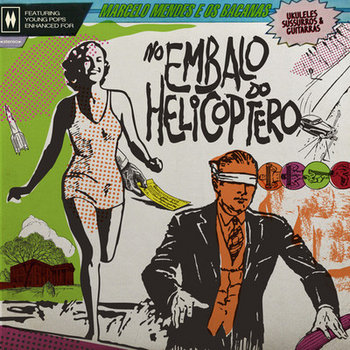 No Embalo do Helicóptero cover art