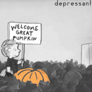 Religion, Politics, and The Great Pumpkin cover art