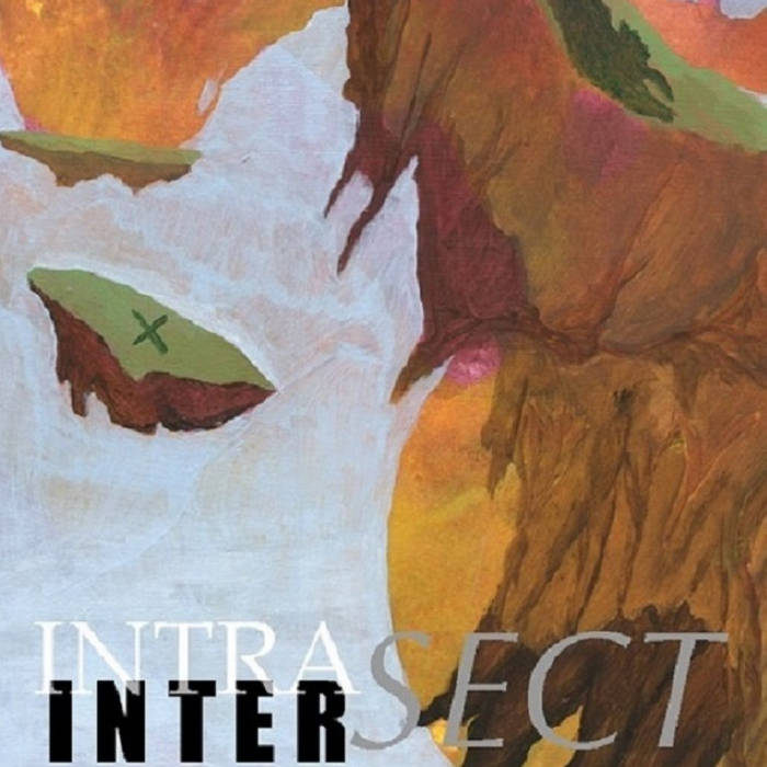 INTRA-, INTERSECT cover art