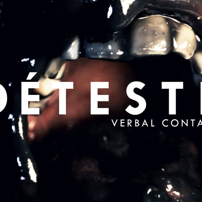 Déteste cover art