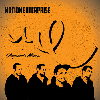 Perpetual Motion LP cover art