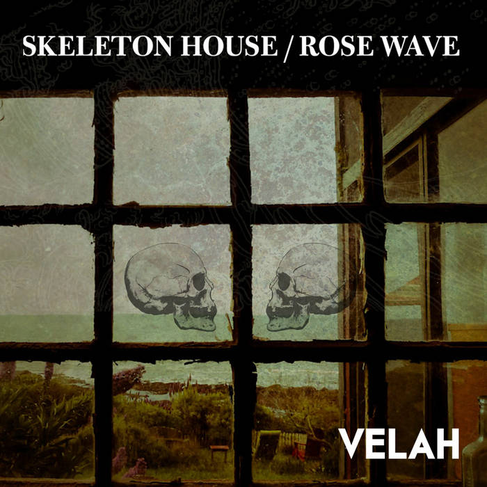 Skeleton House / Rose Wave cover art
