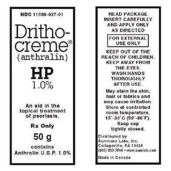 Control Psoriasis with Drithocreme ® (Anthralin) cover art