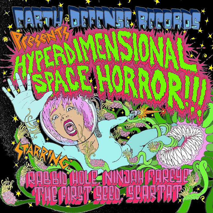 Hyperdimensional Space Horror cover art