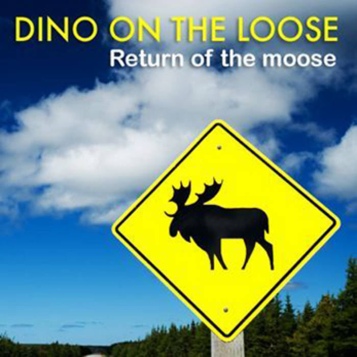 Return of The Moose cover art