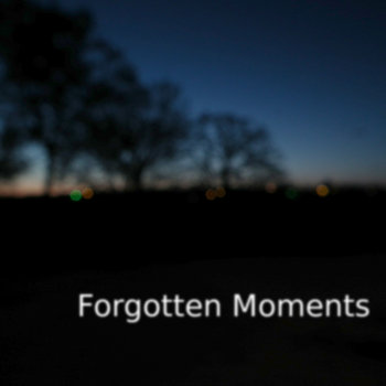 Forgotten Moments cover art