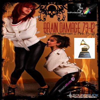 BrAIn DAMage-Eclipse 73-12 cover art