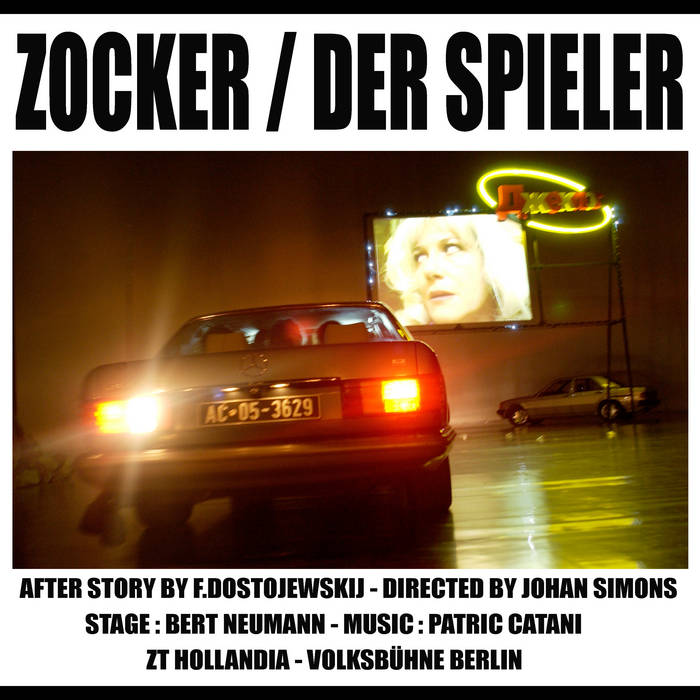 Zocker / The Gambler cover art