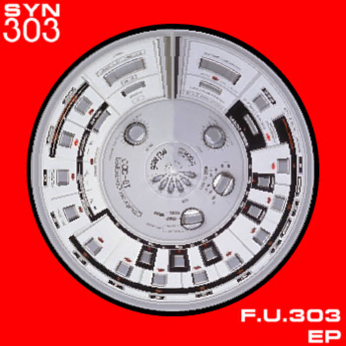 F.U. 303 - EP cover art